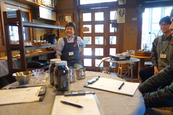 盛岡市機屋コーヒー座談会1
