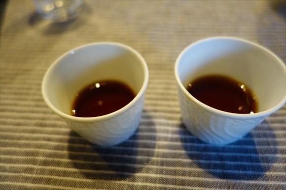 盛岡市機屋コーヒー座談会飲み比べ