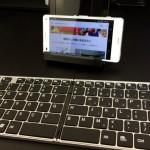 iPhoneとAndroid用折り畳みキーボードで良かったもの