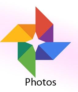 GooglePhotoグーグルフォトロゴ