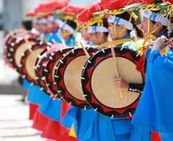 2015年盛岡さんさ踊りパレード