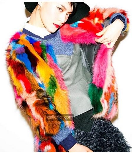 菅原小春のファッション