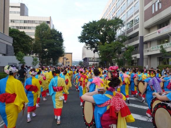 さんさ好みパレード