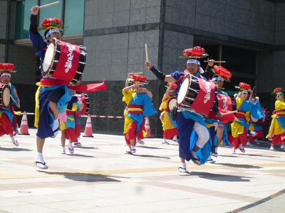 2015年盛岡さんさ踊り