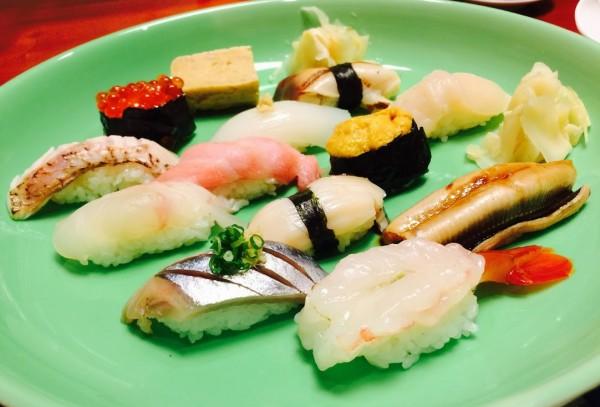 重兵衛のおまかせ寿司