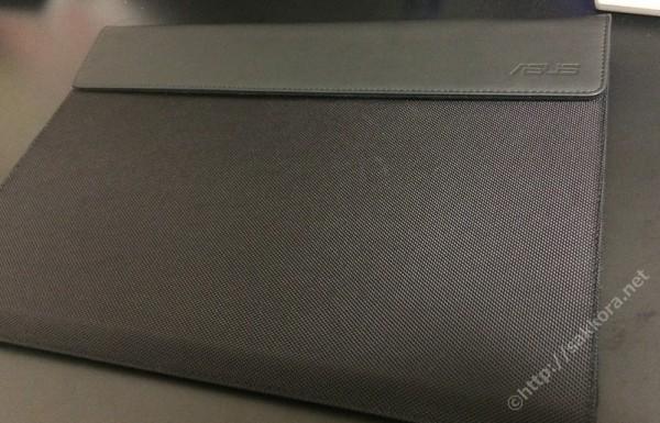 ウルトラブック用2ディスプレイASUS168B+カバー