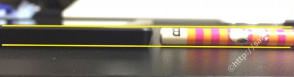 ウルトラブック用2ディスプレイASUS168B+厚さ