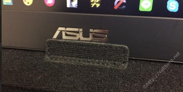 ウルトラブック用2ディスプレイASUS168B+カバー台座部分