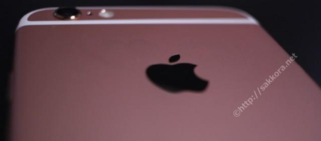 iPhone6sの3Dタッチ