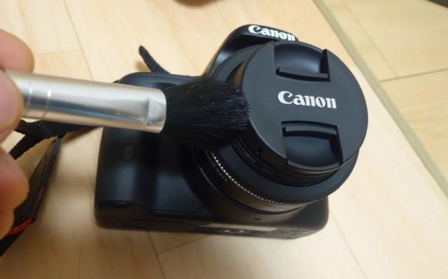 カメラ・レンズ保管前のクリーニング