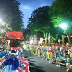 2016年の盛岡さんさ踊りパレードも4日間フル出演させていただいた総括