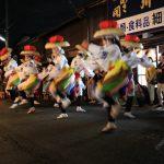 盛岡市鉈屋町の黒川さんさ踊り門付けを見て参りました
