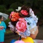 2016年盛岡さんさ踊りヘアスタイル&飾りつけ&小物集【さんさ好みバージョン】