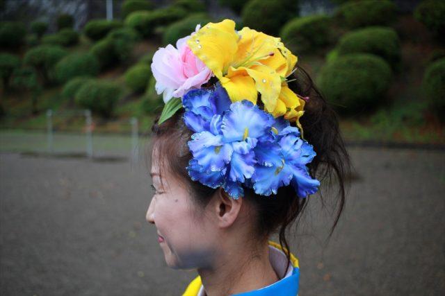 盛岡さんさ踊りヘアスタイル・飾り付け・小物集24