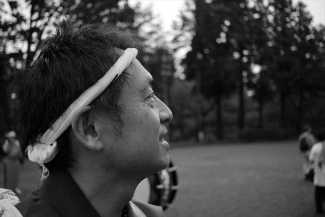 盛岡さんさ踊り男性ヘアスタイル1