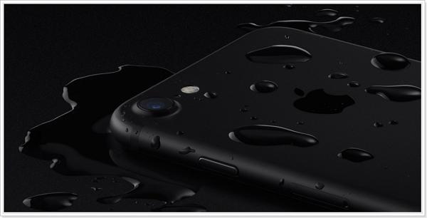 iPhone7防水防塵