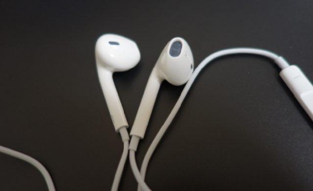 iPhoneイヤホンとJA40比較