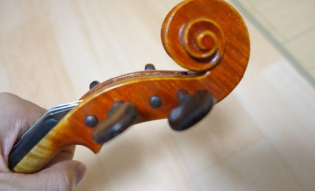 買い取ってもらったバイオリン