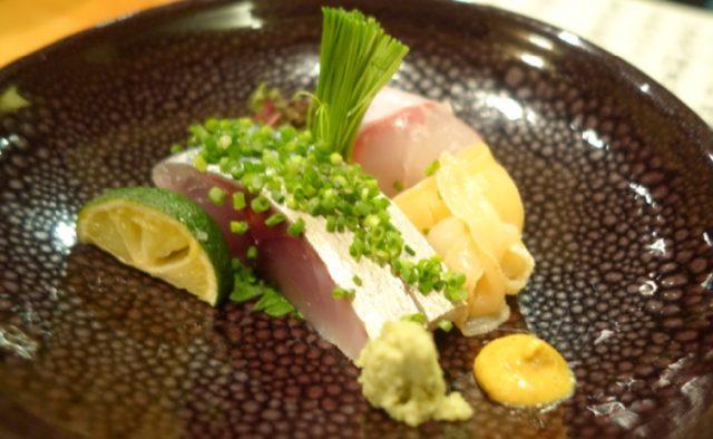 日本料理たかむらしめさば